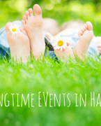 springtime events in hrva