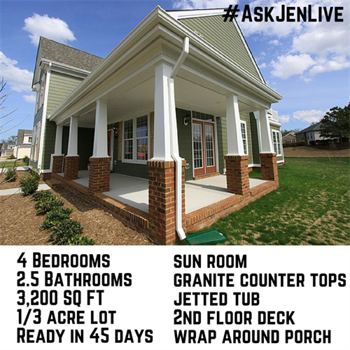 #Ask Jen Live Visits North Shore At Ridgely Manor5
